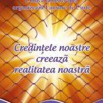 """Lansarea cărții """"Credințele noastre ceează realitatea noastră"""" – București, Hotel Capital Plaza,et.1, ora 15"""